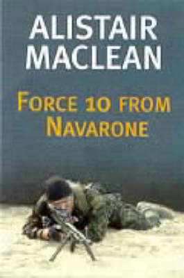 Force 10 from Navarone book