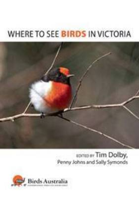 Where to See Birds in Victoria book