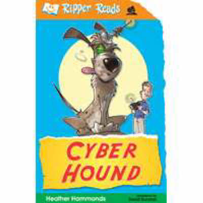 Cyber Hound by Heather Hammonds