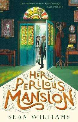 Her Perilous Mansion book