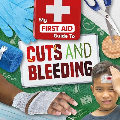 Cuts and Bleeding by Joanna Brundle