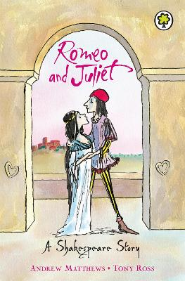 A Shakespeare Story: Romeo And Juliet book