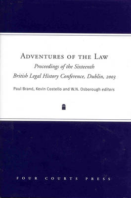 Adventures of the Law by Paul Brand