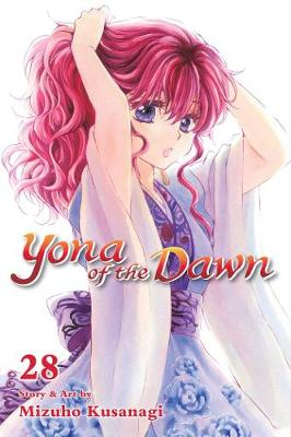 Yona of the Dawn, Vol. 28 book