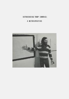 Introducing Tony Conrad book