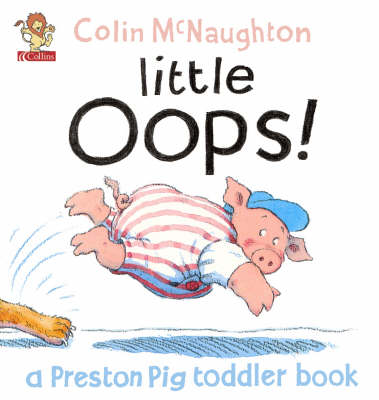 Little Oops! book