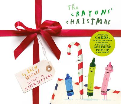 The Crayons' Christmas by Drew Daywalt