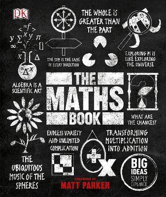 The Maths Book: Big Ideas Simply Explained book