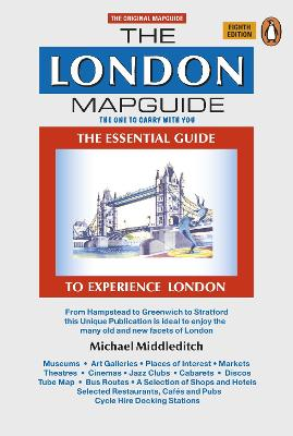 London Mapguide (8th Edition) by Michael Middleditch