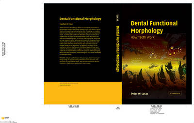 Dental Functional Morphology by Peter W. Lucas