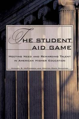 Student Aid Game book