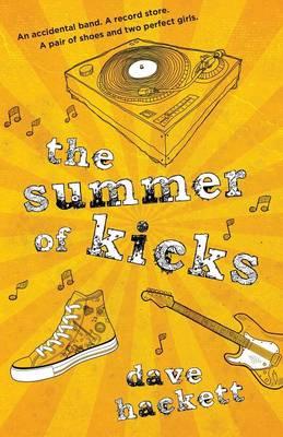 Summer of Kicks book