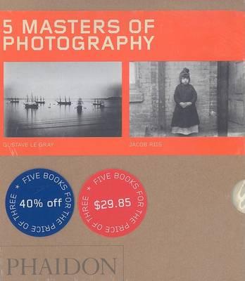 Five Masters of Photography by Sylvie Aubenas