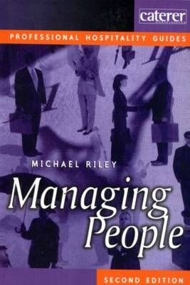 Managing People by Michael Riley
