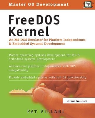 FreeDOS Kernel by Pat Villani