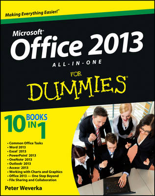 Office 2013 All in One for Dumies book