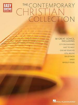 The Contemporary Christian Collection by Hal Leonard Corp