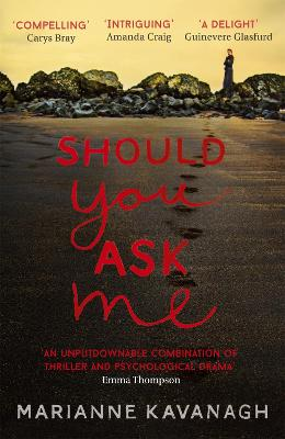 Should You Ask Me book