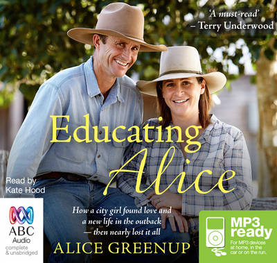 Educating Alice book