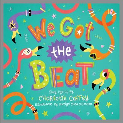 We Got The Beat book