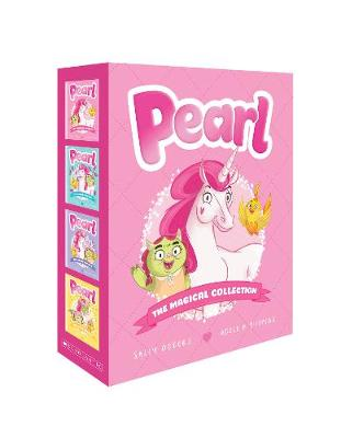 Pearl 1-4 Boxed Set by Sally Odgers