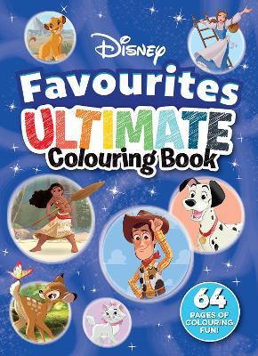 Disney Favourites Ultimate Col book