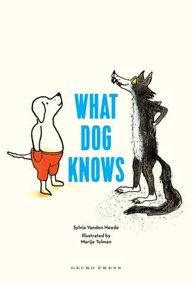 What Dog Knows book