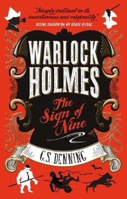 Warlock Holmes - The Sign of Nine book