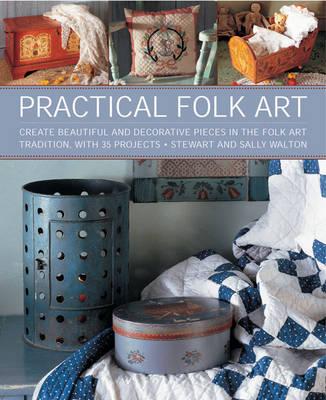 Practical Folk Art book