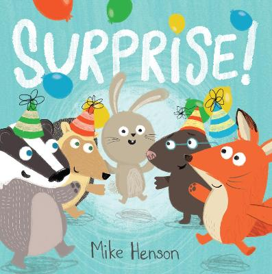 Surprise! by Mike Henson