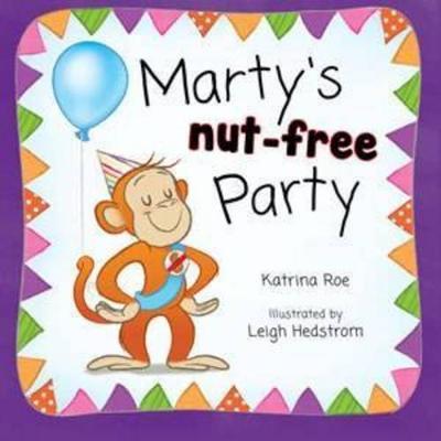 Marty's Nut Free Party by Katrina Roe