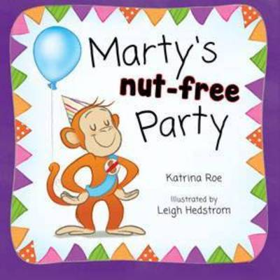 Marty's Nut Free Party book