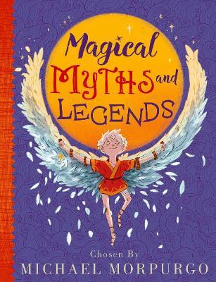Michael Morpurgo's Myths & Legends book