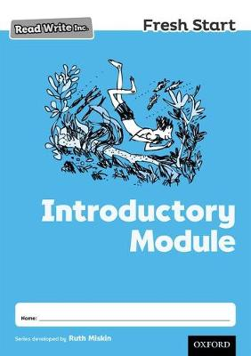 Read Write Inc. Fresh Start: Introductory Module - Pack of 10 by Ruth Miskin
