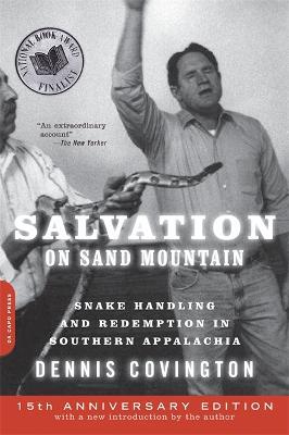 Salvation on Sand Mountain by Dennis Covington