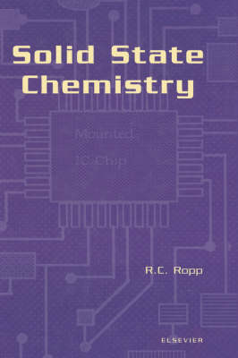 Solid State Chemistry book