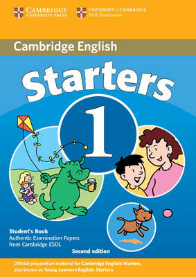 Cambridge Young Learners English Tests Starters 1 Students Book book
