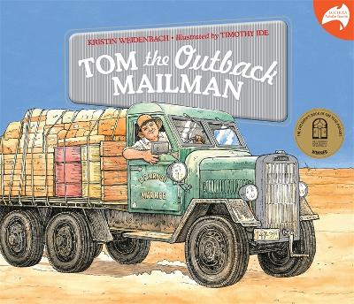Tom the Outback Mailman by Kristin Weidenbach
