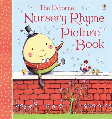 Usborne Nursery Rhyme Picture Book book
