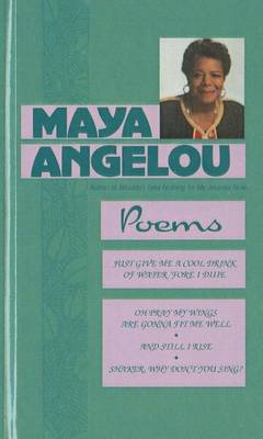 Maya Angelou: Poems book