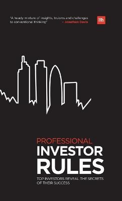 Professional Investor Rules by Jonathan Davis
