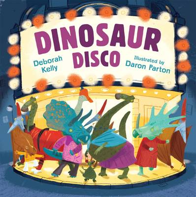 Dinosaur Disco book