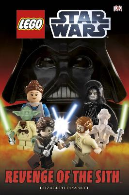 LEGO (R) Star Wars Revenge of the Sith book
