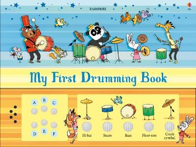 My First Drumming Book book
