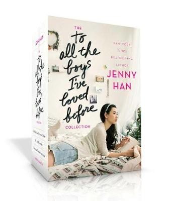 to All the Boys I've Loved Before Collection book
