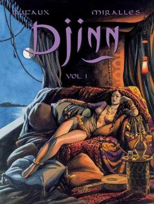 Djinn, Vol. 1 by Jean Dufaux