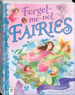 Forget-me-not Fairies Story Collection by Marianne Musgrove
