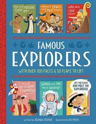 Famous Explorers by Joshua George