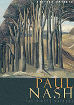 Paul Nash (British Artists) book