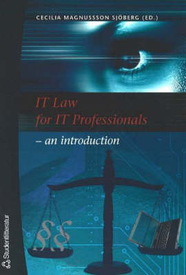 IT Law for IT Professionals book